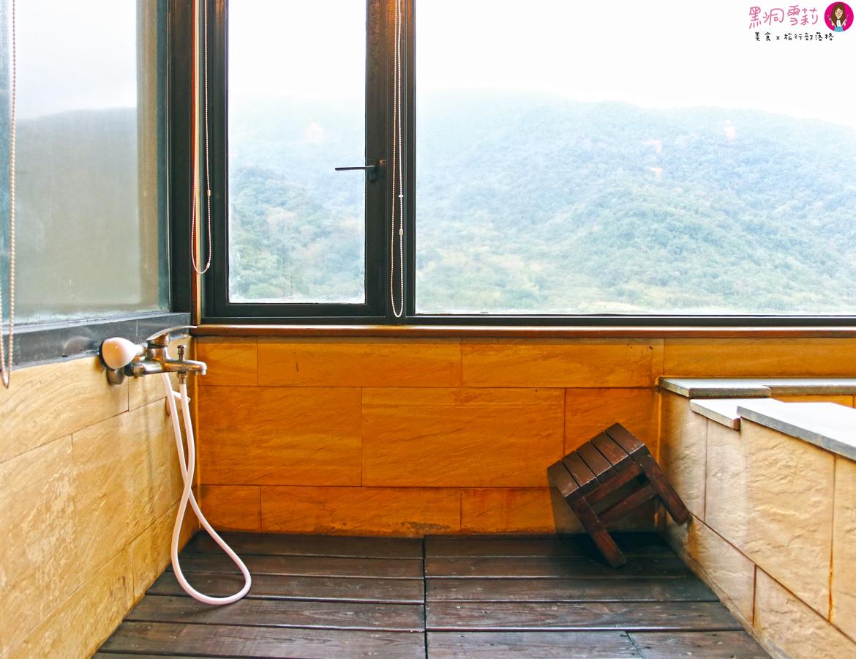 雙湯溫泉家庭套房湯屋-陽明山溫泉會館推薦